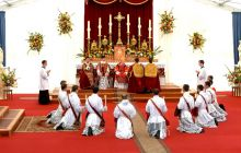 Рукоположение священников FSSPX в Эконе 2020