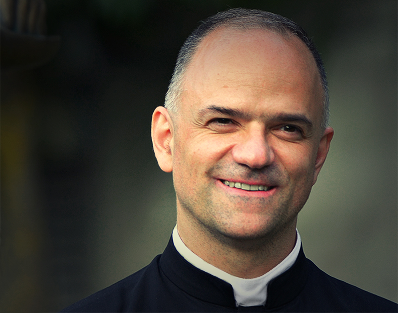 Don Davide Pagliarani, Superior General FSSPX